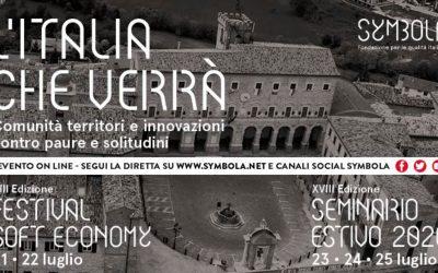 Presentato a Treia il XVIII Seminario estivo della Fondazione Symbola